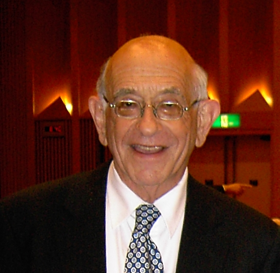 Prof. Norman Chigier (Kyoto, ICLASS-2006)