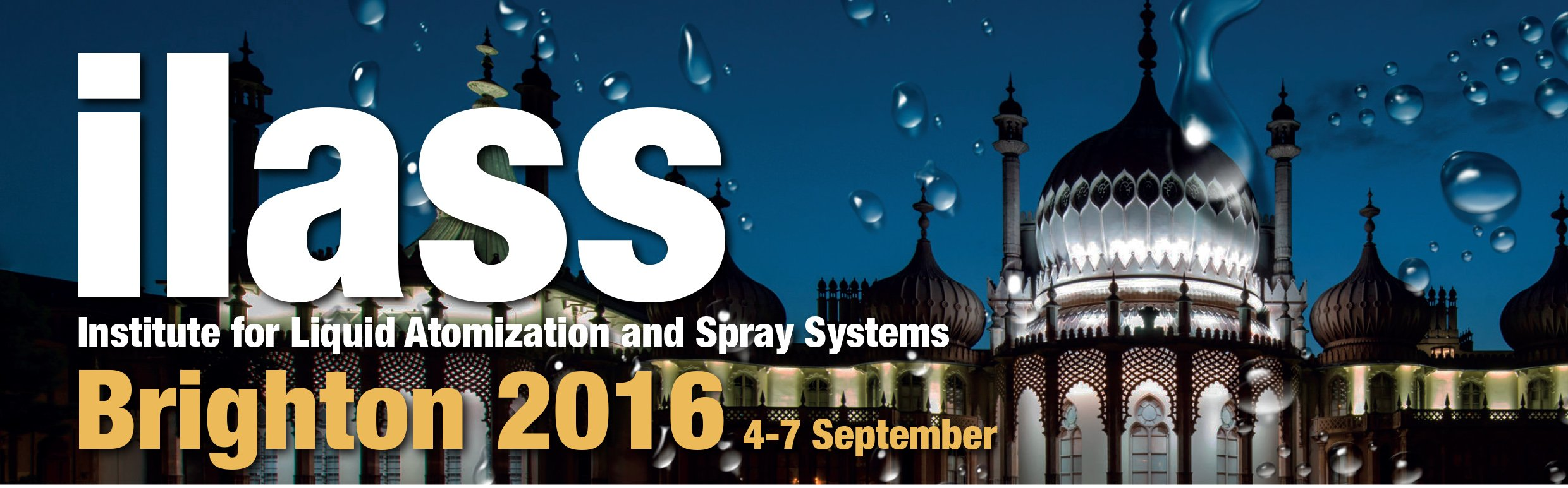 27th ILASS-Europe 2016