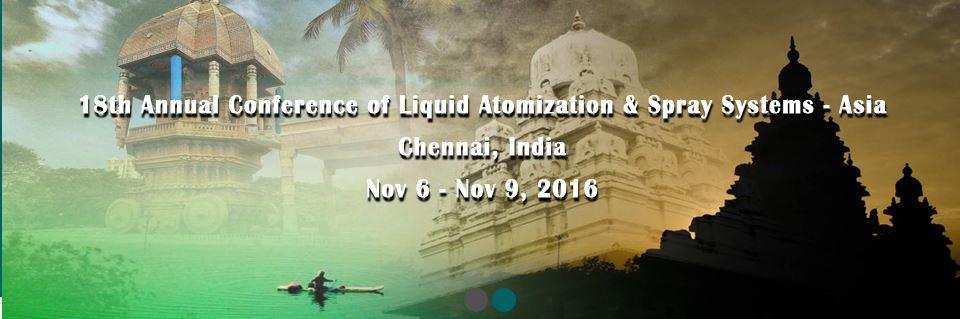ILASS-Asia 2016, Chennai, India