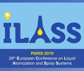 ILASS 2019 : 29th European Conference Liquid Atomization & Spray Systems